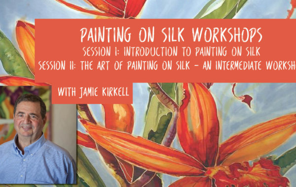 Painting on Silk Workshops