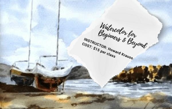 Watercolor Beginners & Beyond!