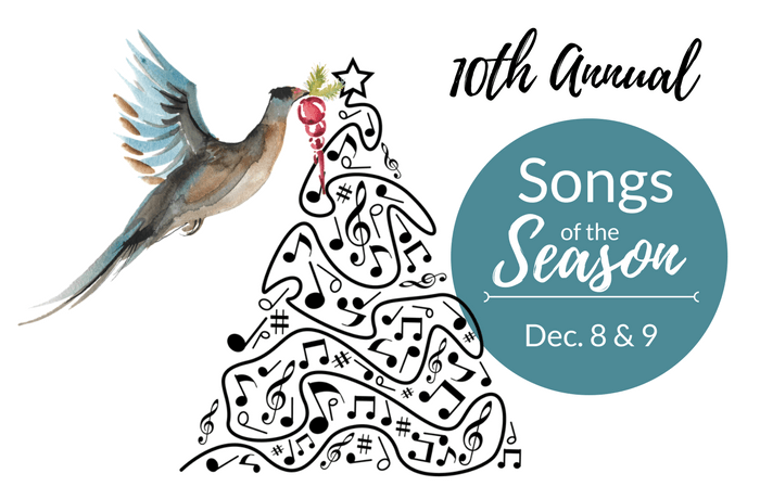 10th Annual Songs of the Season Holiday Concert