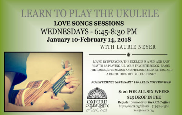 Learn To Play The Ukulele – Love Songs Sessions