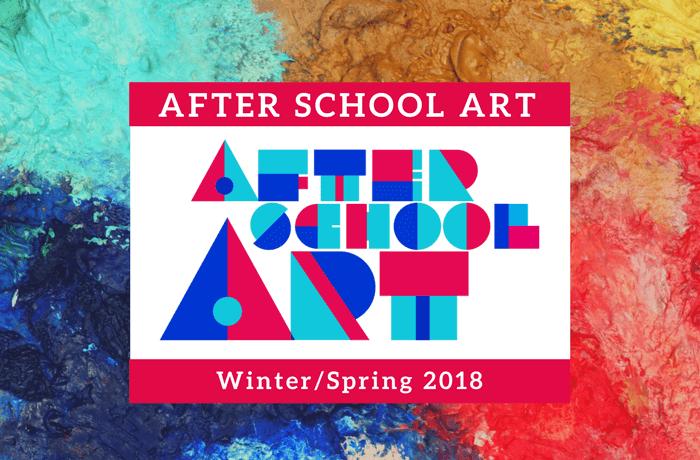 After School Art Winter/Spring 2018