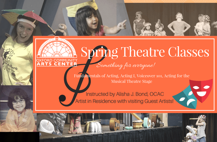 Spring Theatre Classes