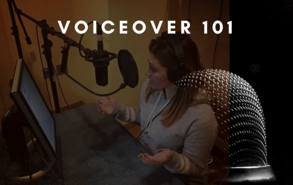 Voiceover Acting 101