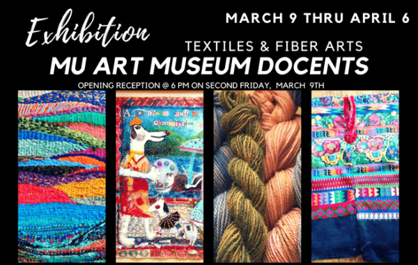 Miami University Art Museum Docents  – Textiles & Fiber Arts