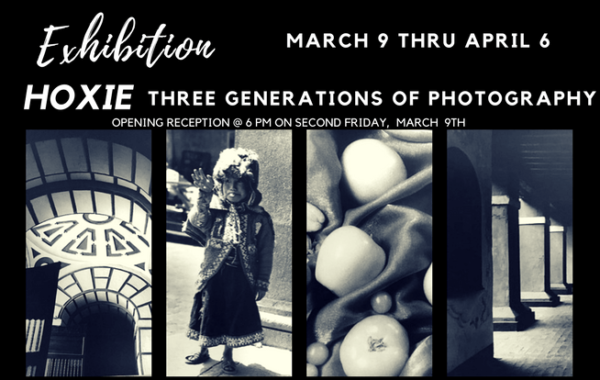 HOXIE – Three Generations of Photography
