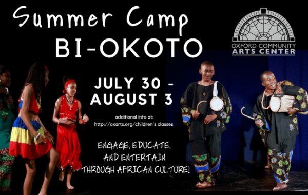 Bi-Okoto – Images of Afrika Cultural Arts Camp