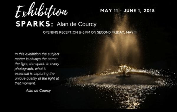Sparks – Alan de Courcy