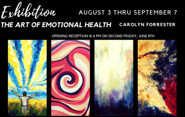 EXHIBITION:THE ART OF EMOTIONAL HEALTH